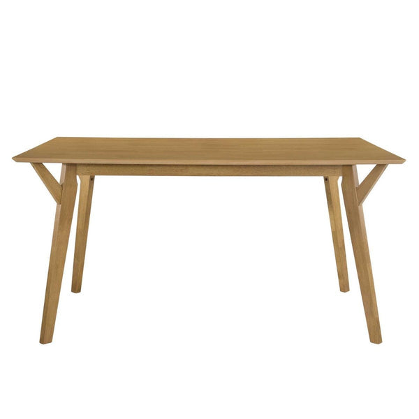 Solid Rubberwood Dining Table Payday Deals