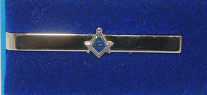 D279-C Tie Bar Personal S&C Centered Silver
