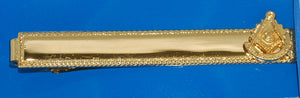 D285 Tie Bar Masonic Personal PM Gold