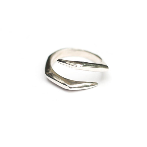 Sterling Silver SAYA Ring ,[product vendor],JewelStreet