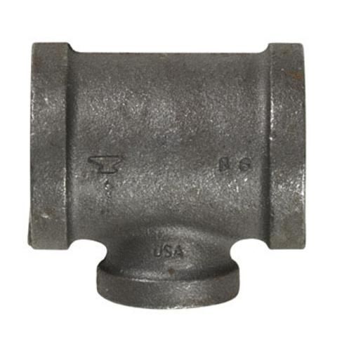 Anvil 8700122008 Malleable Iron Pipe Fitting, Black