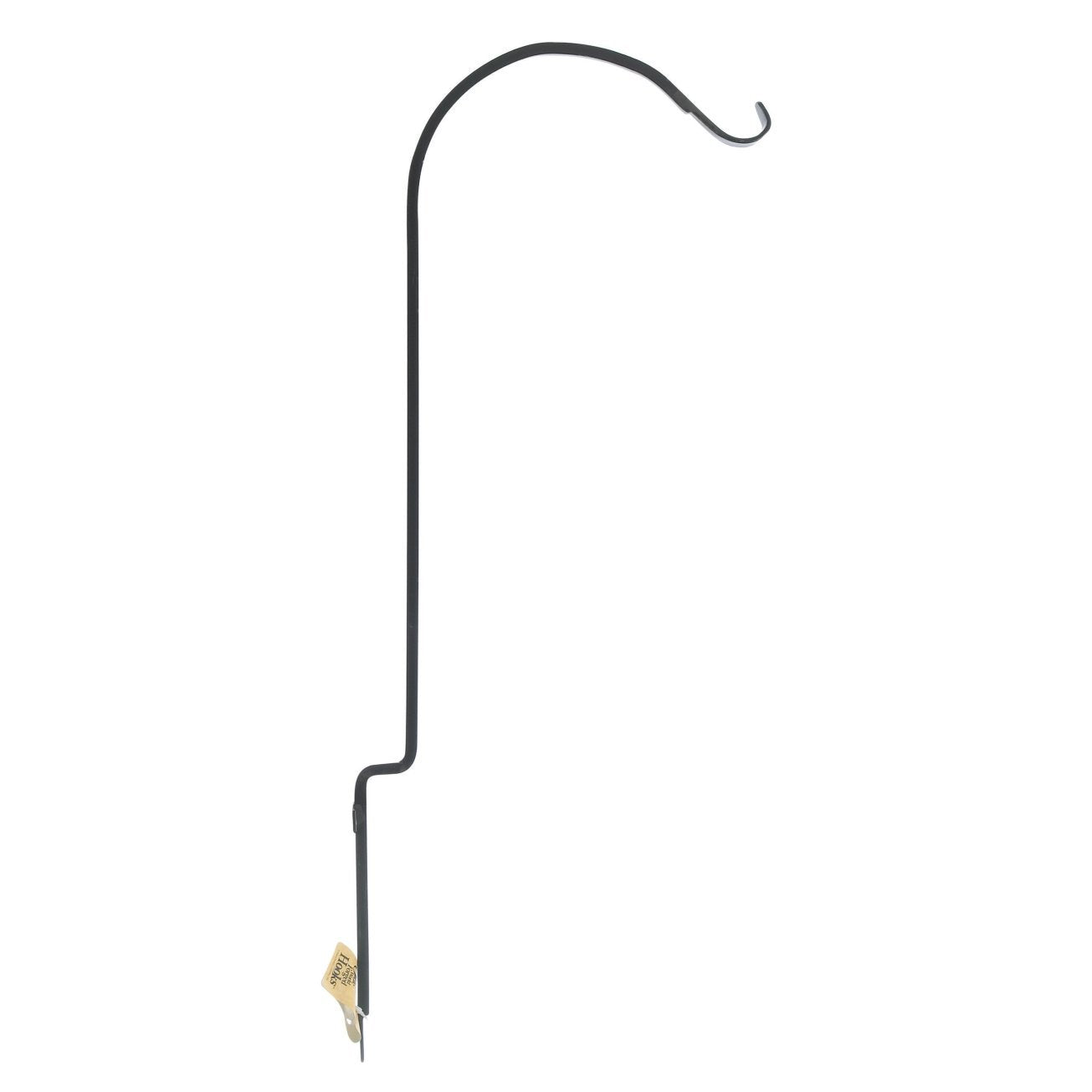 "Panacea 89436 Forged Curved Hook, 36"", Black"