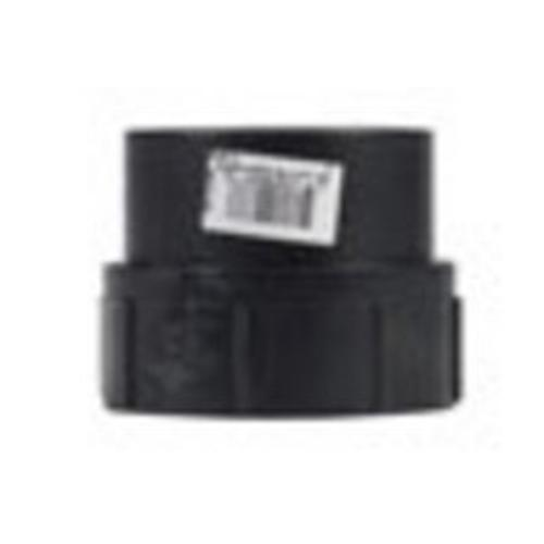 Charlotte Abs00105100ha Pipe Fitting Cleanout Adapter, 3