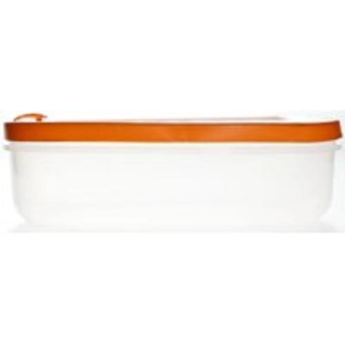 Easy Pack 8013 Rectangle Storage Container, 43 Oz, Plastic