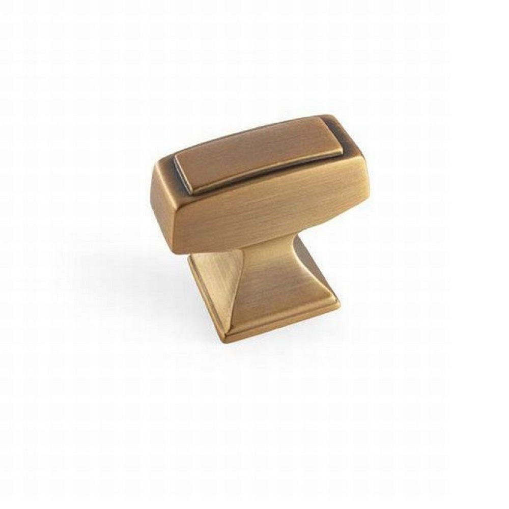 Amerock BP53029GB Mulholland T-Knob, Gilded Bronze