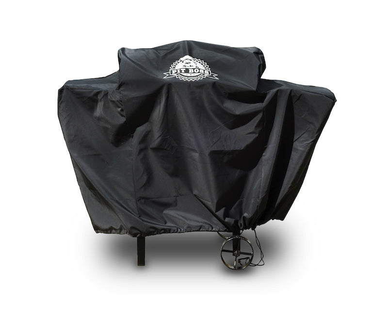 Pit Boss 73440 440 Deluxe Bbq Grill Cover, Vinyl, Black
