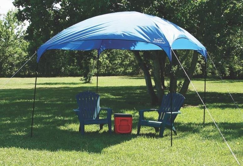 Texsport 02901 Dining Shade Canopy, Blue, 9' X 9' X 84""