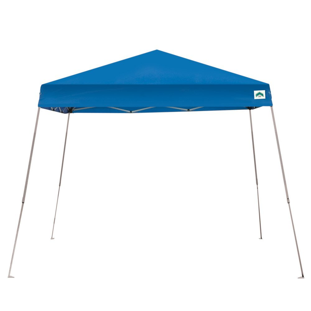 Worldwide Sourcing 21004100020 Instant Canopy, Blue, 10' X 10'