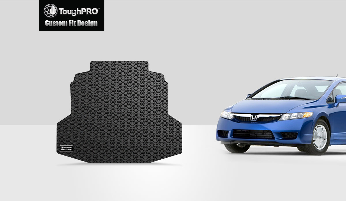 HONDA Civic 2011 Trunk Mat - Sedan- Not For Hybrid (Non Plug-In) Sedan Model