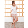 Soley - 100% Turkish Cotton Beach Dress/Cover-Up