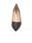 Black Pointed Toe Heel Front  4 Alternate View