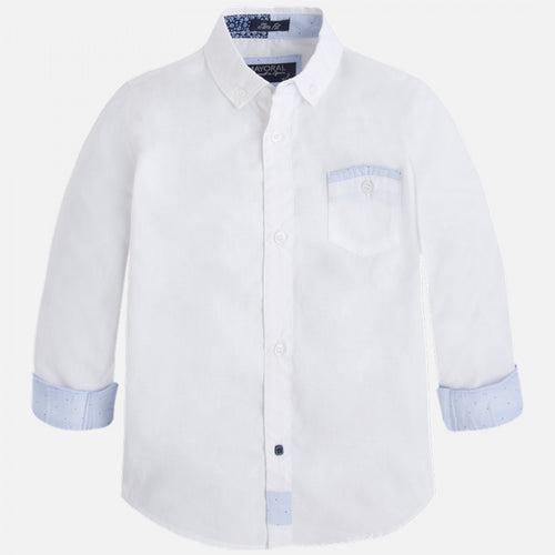Mayoral white shirt