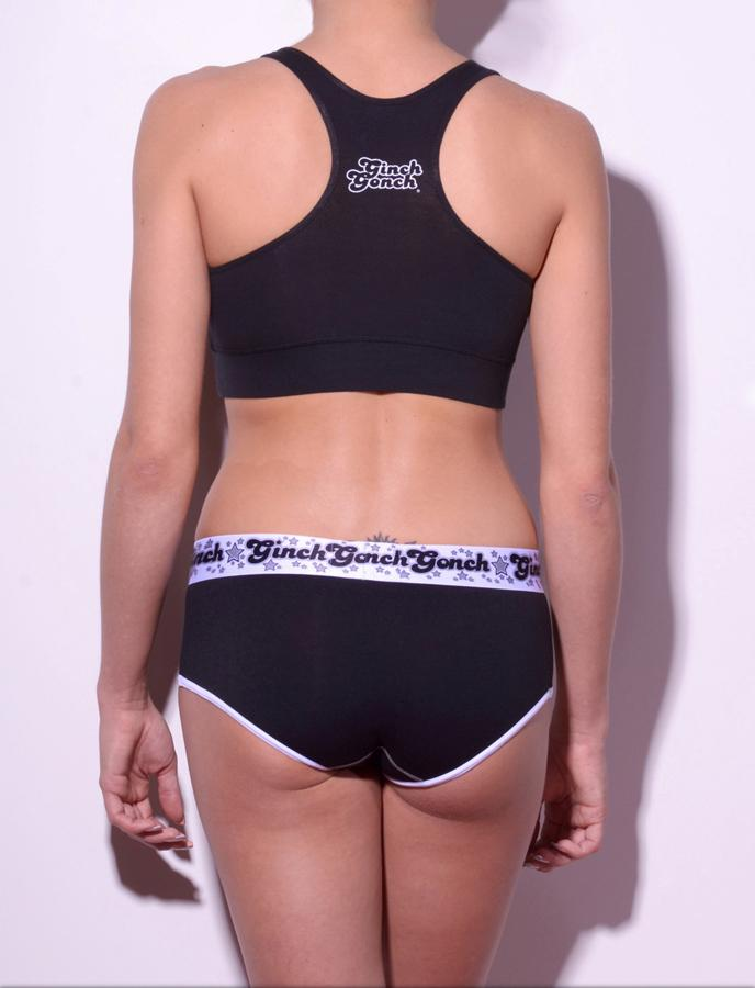 Black Magic Women's Sports Bra