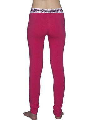 Mean Pink Women's Leggings