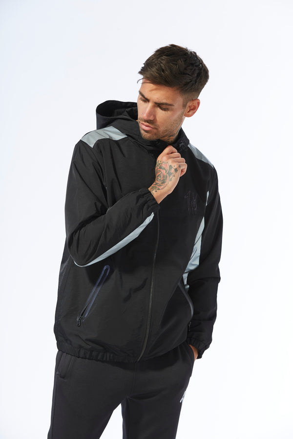 One Peace Windbreaker - Black