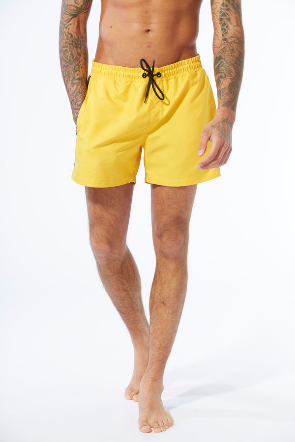 Adelphi Swim Short - Yellow