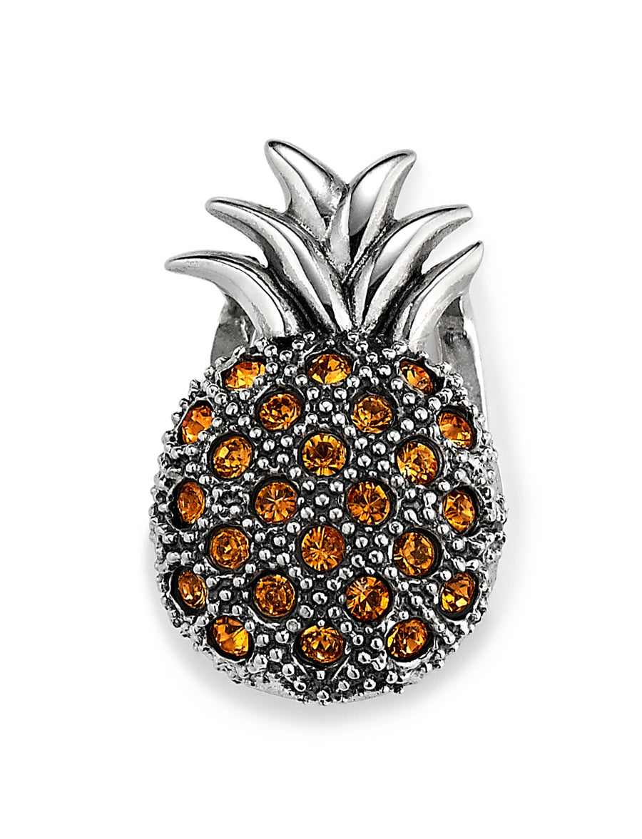 Pineapple Princess Slide Charm from Bonn Bons by Lori Bonn (213342)