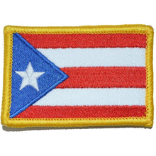 Puerto Rico State Flag - 2x3 Patch