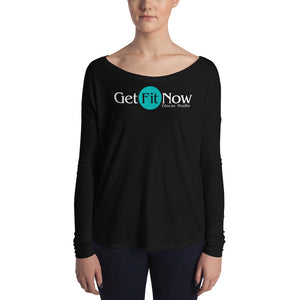 Get Fit Now Ladies' Long Sleeve Tee