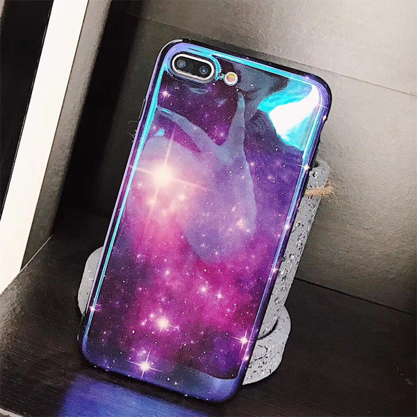 Night Sky Holographic Case for iPhone X
