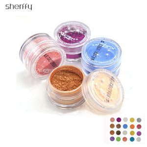 Glitter Dancing Nail Temporary Glitter Tattoo Body Art Design Eye Shadow Glitter Sparkle