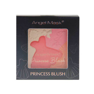 ANGEL MASK Princess Blush 4 Colors Daily Blush