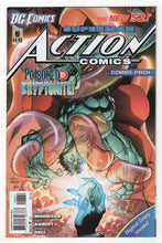 Action Comics #6 Variant Cover Front