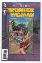 Wonder Woman Futures End #1 Cover Front
