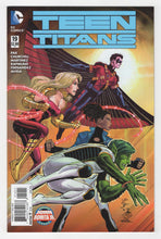 Teen Titans #19 Variant Cover Front