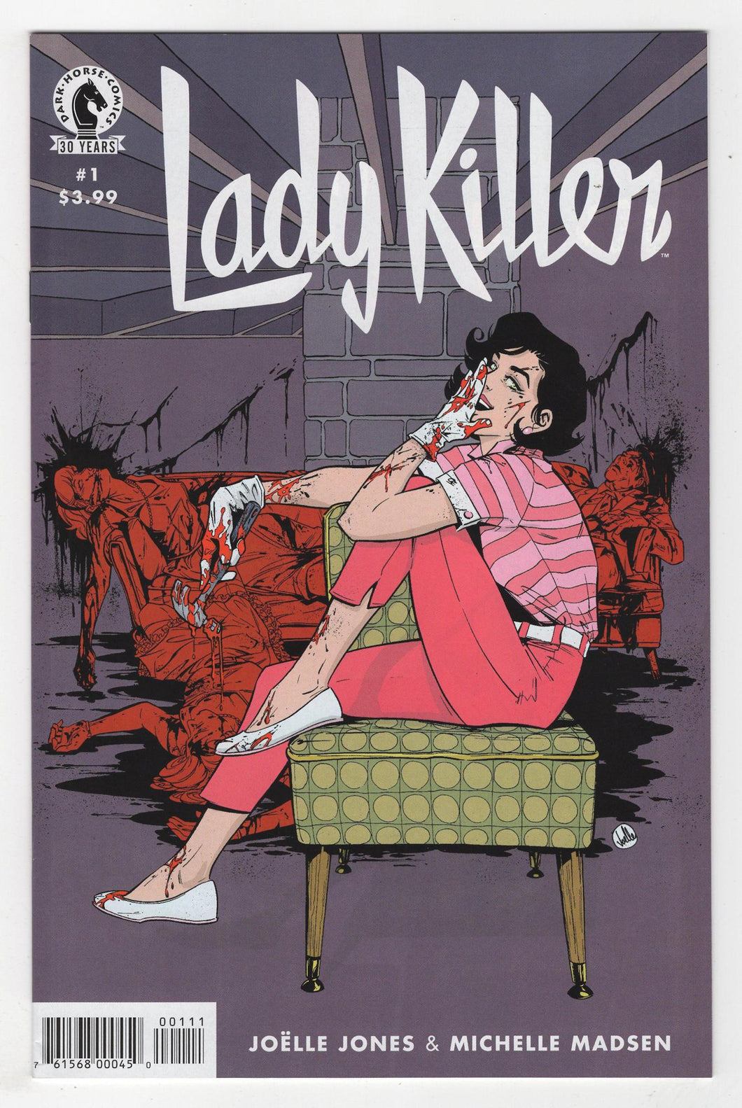 Lady Killer 2 #1 Cover Front