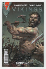 Vikings Uprising #1 Cover Front