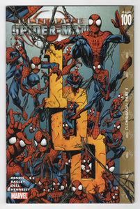 Ultimate Spider-Man #100 Cover Front