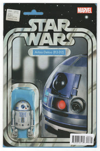 Star Wars #6 Action Figure Variant Cover Front
