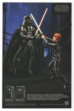 Star Wars #6 Action Figure Variant Cover Back