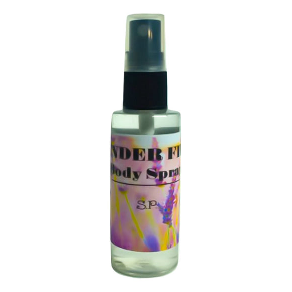 Lavender Fields Evening Body Spray 2OZ - Simply Pure By Salisha