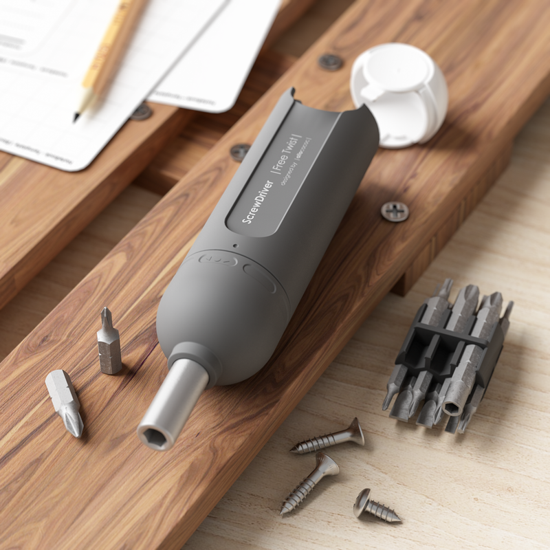 Screwdriver |FreeTwist| - Allocacoc Europe Online Store