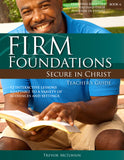 Secure in Christ: Teacher's Guide (Download)