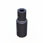 6mm Round to 10mm - Adapter (4.0 Grams) - PN 708744108135 - Overnight Composites