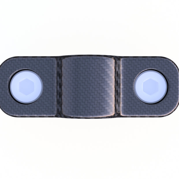 20mm Round Mounting Strap (8.0 Grams)- PN 708744108968 - Overnight Composites