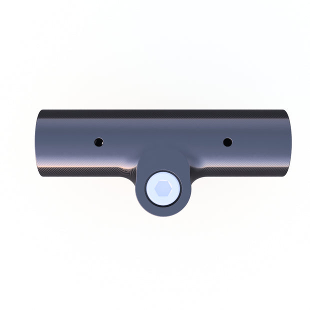 20mm Round M8 x 35mm Nylon SHCS Mount Collar (21.0 Grams) - PN 708744108692 - Overnight Composites