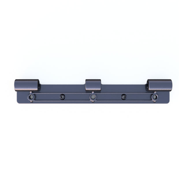 10mm Round To Flat Plate Bolt/Glue/Swing Strip (24.0 Grams) - PN 708744109064 - Overnight Composites