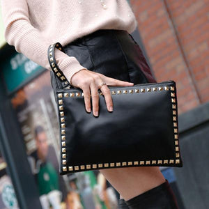 Big Studded Clutch