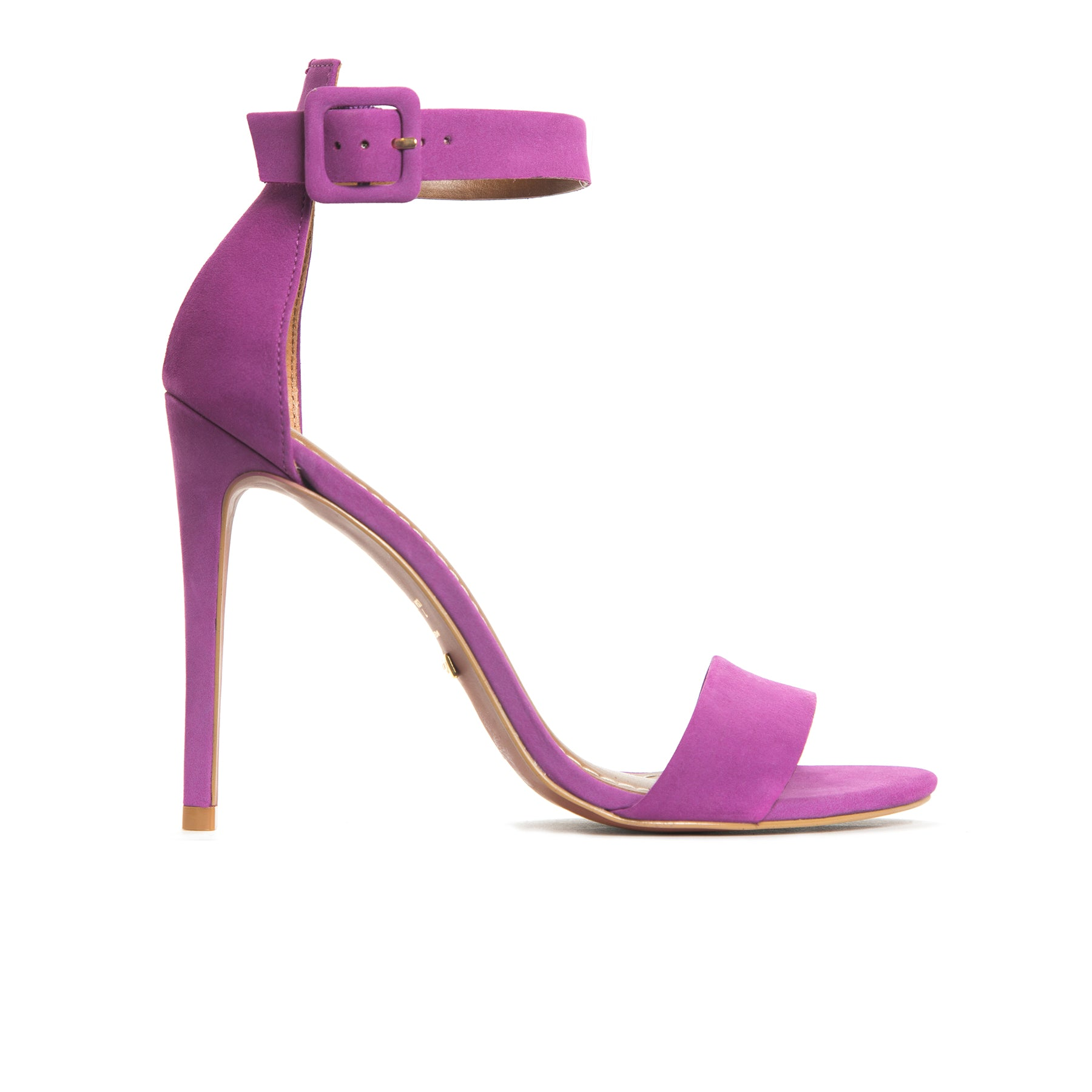 Latina Purple Nubuck