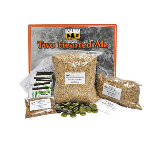 Two Hearted Ale Clone Inspired Homebrewing All Grain Ingredient Kit