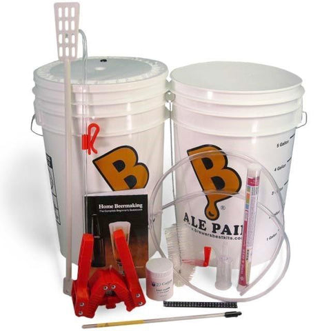 Basic Brewer's Best® Beer Brewing Equipment Kit