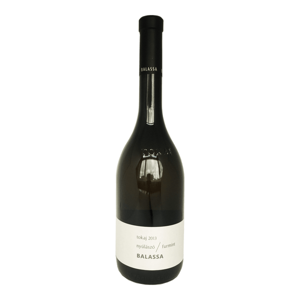 Balassa Furmint Nyulaszo 2013 wine bottle