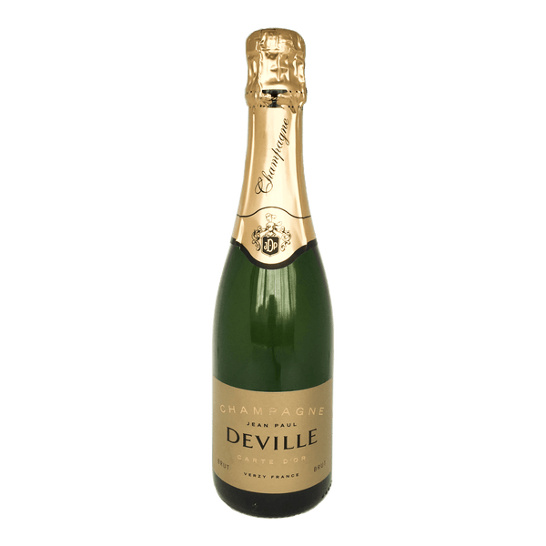 Jean Paul Deville, Champagne Carte d'Or Brut NV Half Bottle