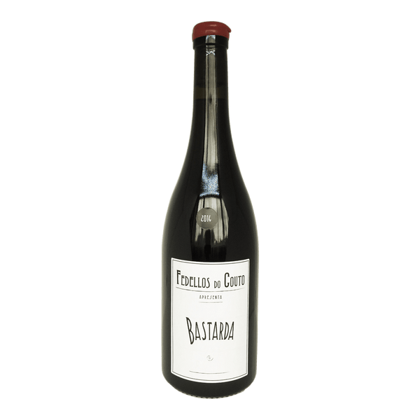 Fedellos do Couto, Bastarda wine bottle