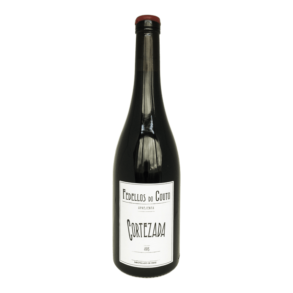Fedellos Do Couto, Cortezada wine bottle