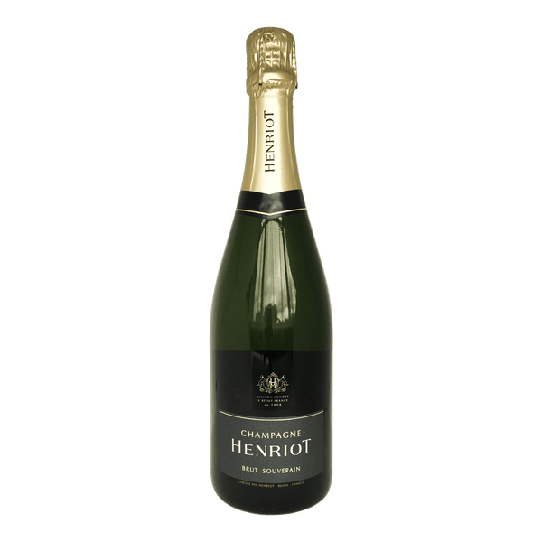 Henriot, Champagne Brut Souverain wine bottle